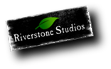 Riverstone Studios - Umbrella Logo