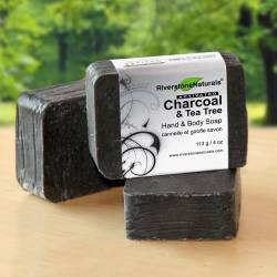 Soap Bar - Charcoal & Tea...