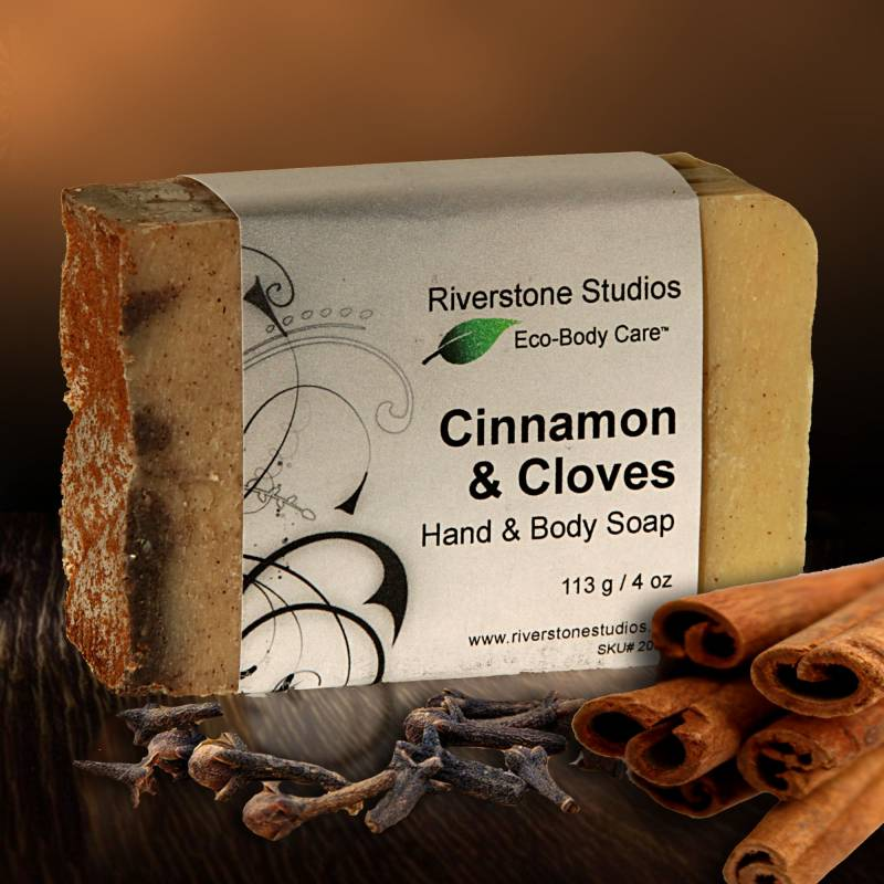 Cinnamon & Clove Soap