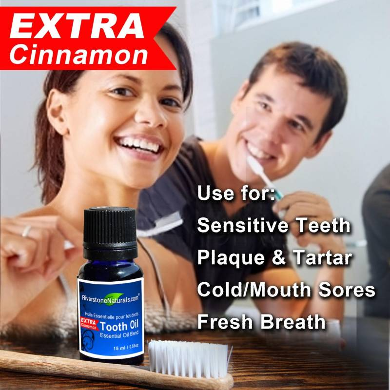 Tooth Oil - Extra Cinnamon