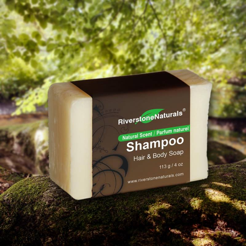 Shampoo Bar - Hair & Body