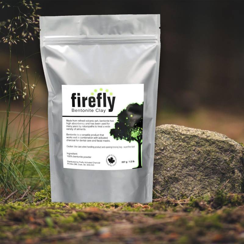 Firefly Calcium Bentonite Clay