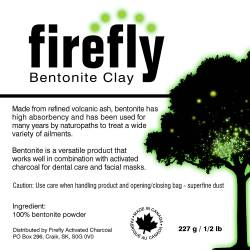 Bentonite Label