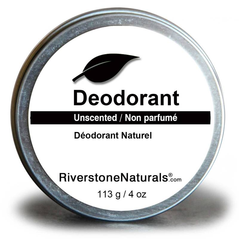 Unscented Natural Deodorant