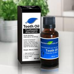 30ml Tooth Oil - Riverstone Naturals