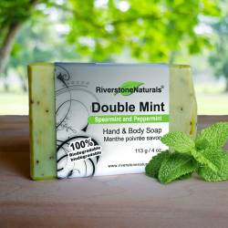 Soap Bar - Peppermint Olive...