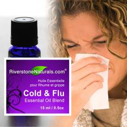 Cold & Flu Essential Oil...