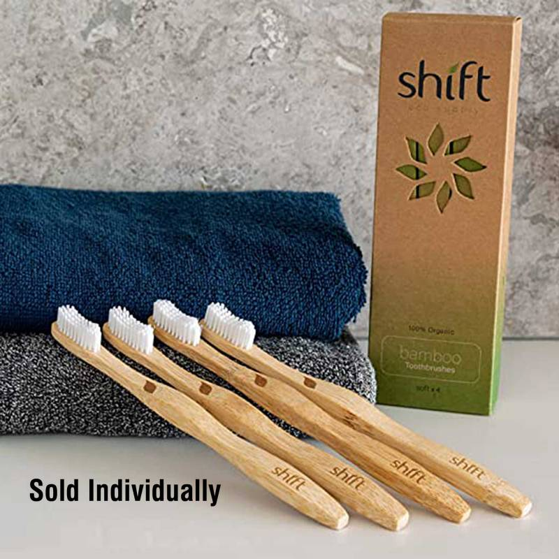 Bamboo Toothbrush - Medium bristle