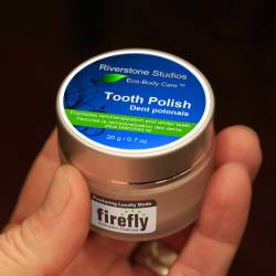 Tooth Polish - Whitener