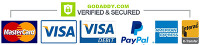 Secure Payment Options We Offer